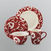 Sandra by Sandra Lee 16-Piece Dinnerware Set - Home ...