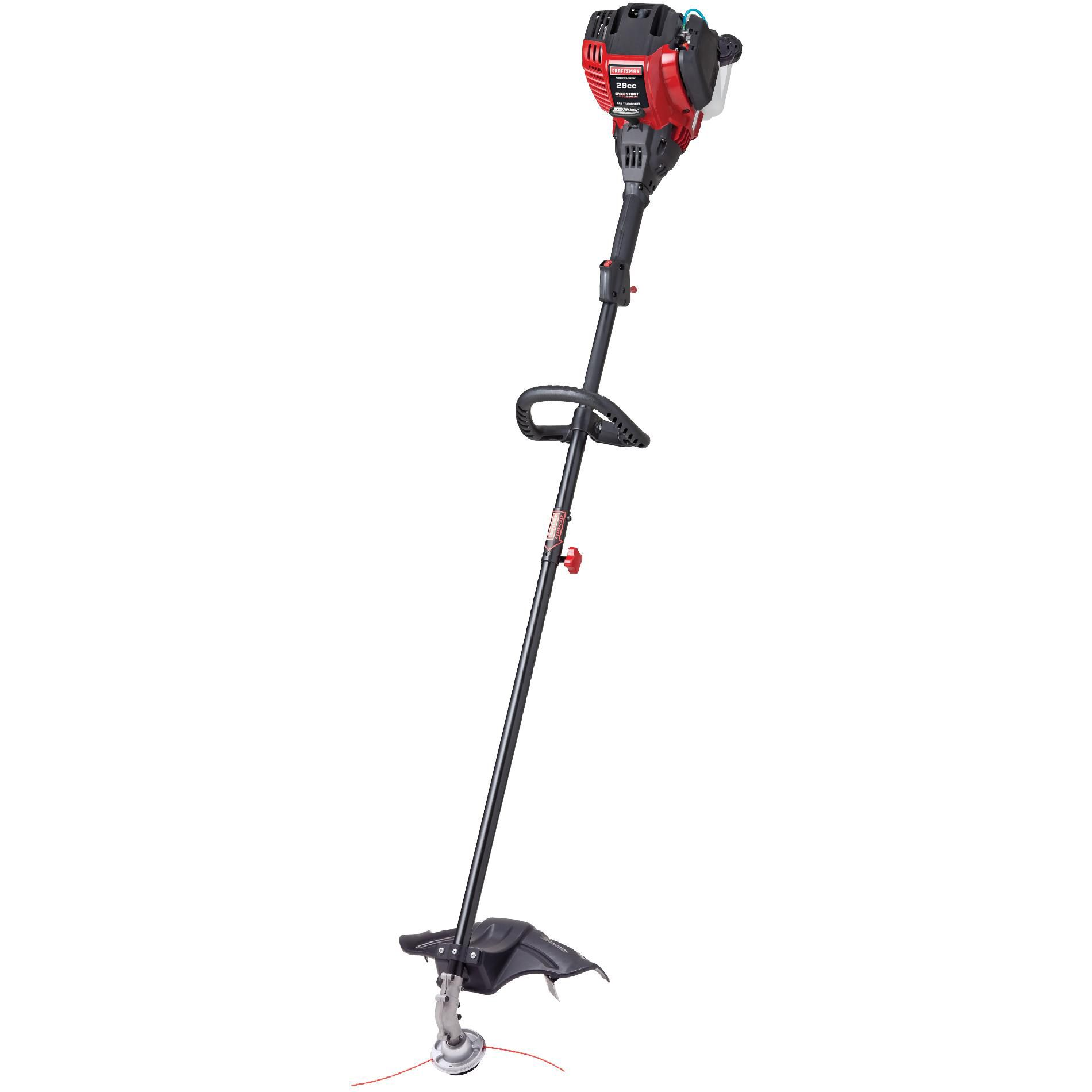 Craftsman 29cc* 4-Cycle WeedWacker™ Straight Shaft Gas