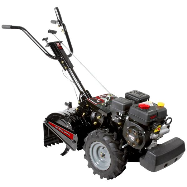Craftsman 208cc Dual Rotating Rear Tine Tiller With Electric Start Ca Online