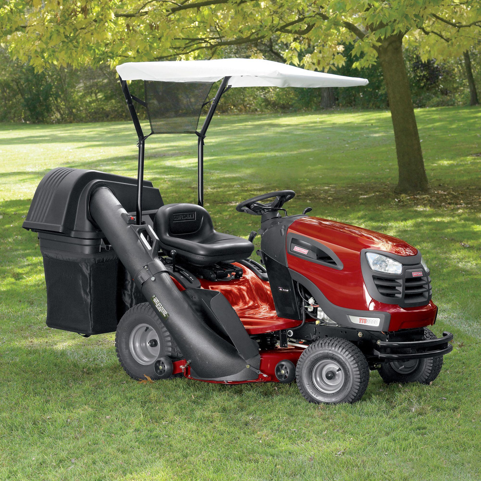 Craftsman Grass Bagger : Craftsman lawn tractor bagger parts myideasbedroom