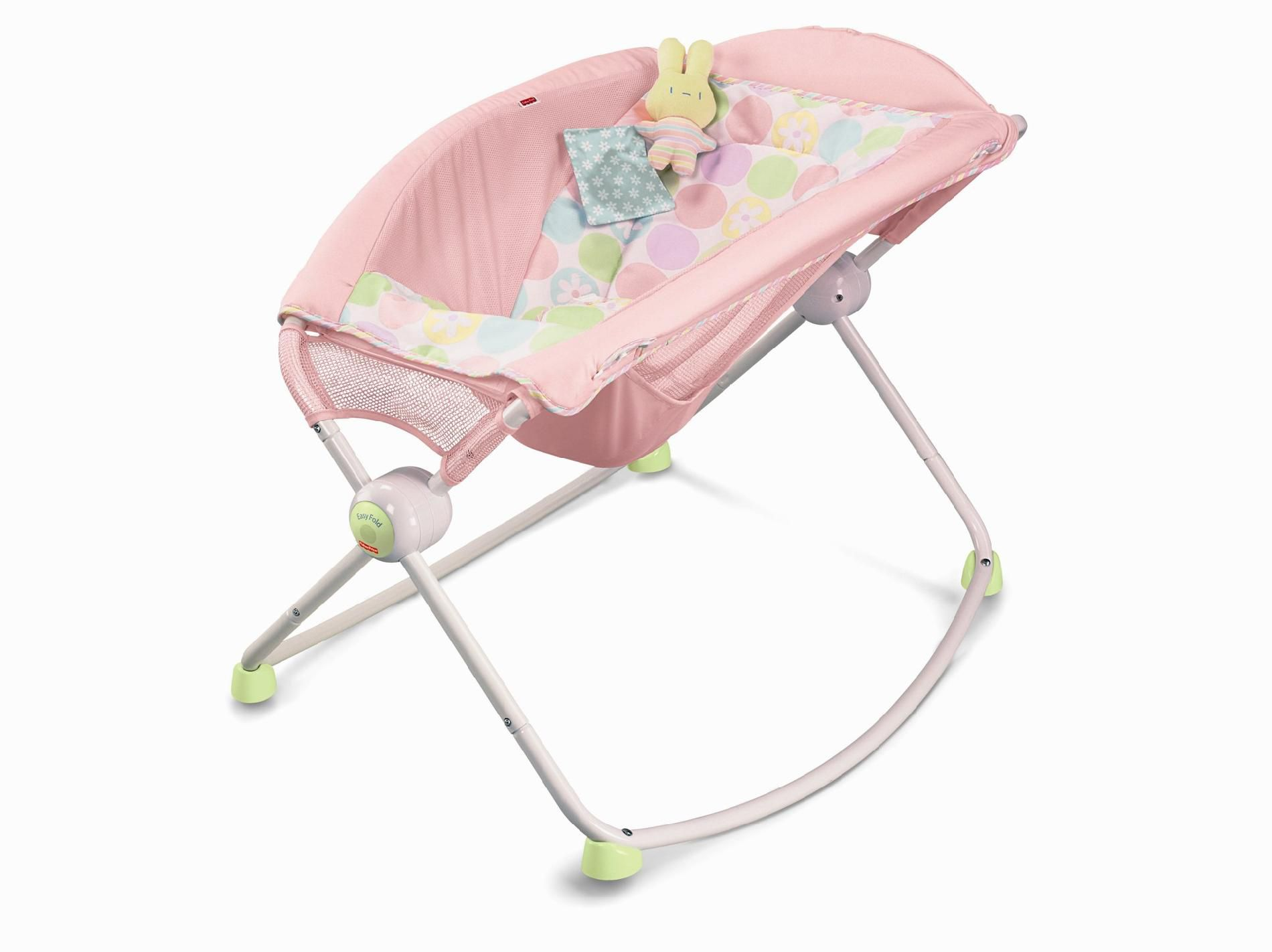 baby sleeper chair kids and table fisher price bouncer monkey gear