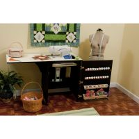 Arrow Cabinets Sewing Cabinet w/ EZ-Lift Air Mechanism