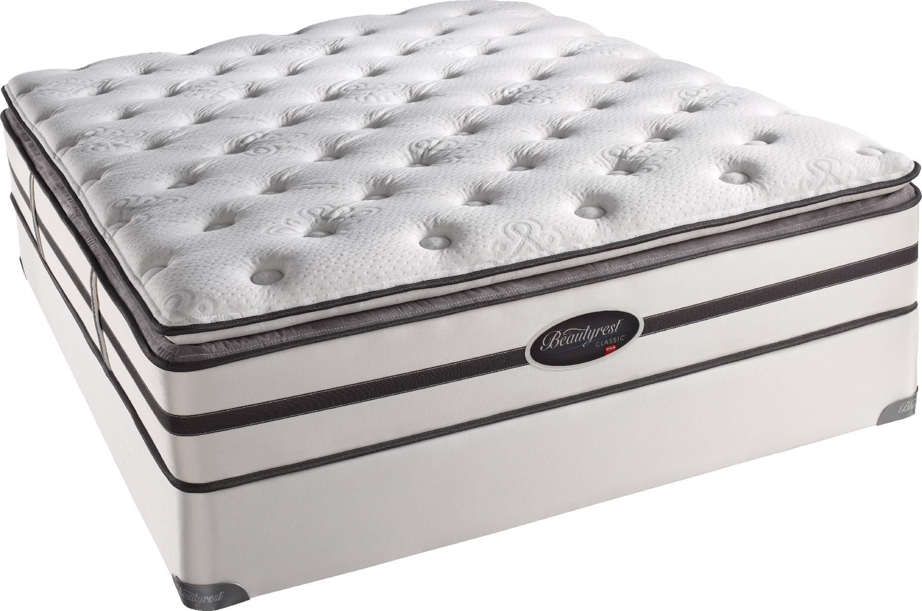 Mattresses Jackson Simmons Beautyrest Glover Park II