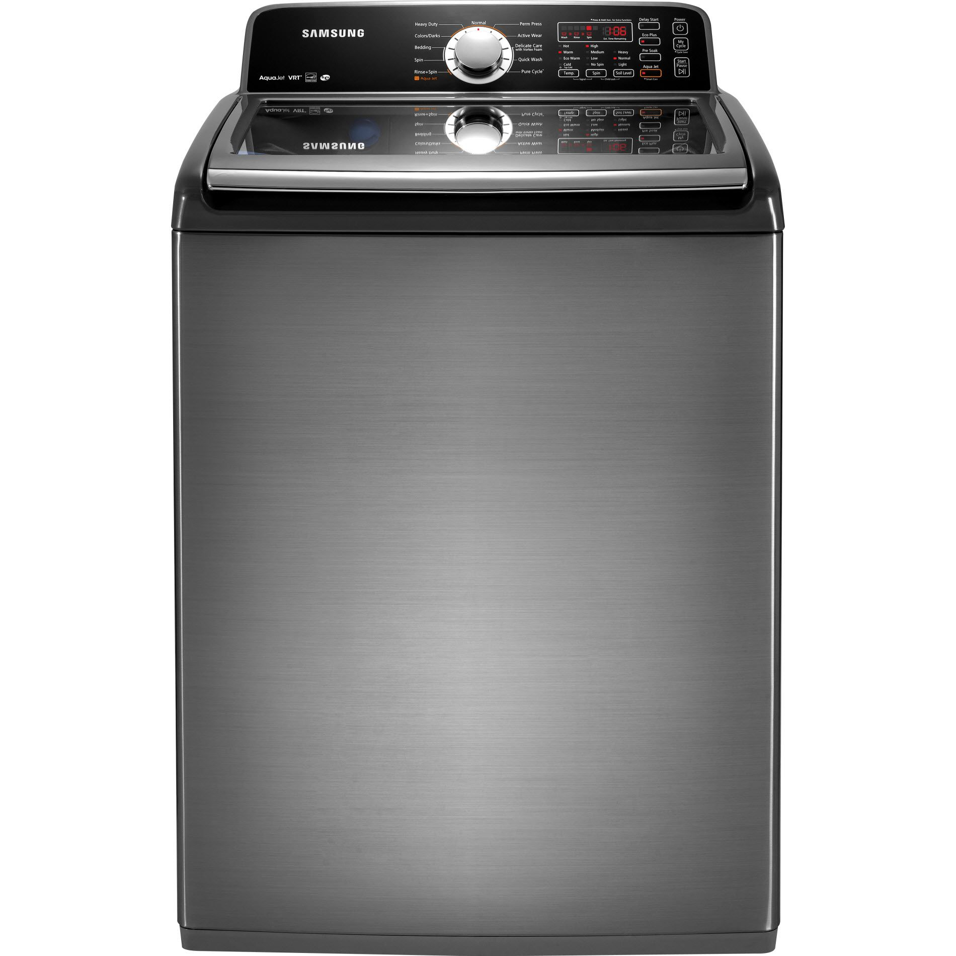 Samsung High Efficiency Top Load Washer