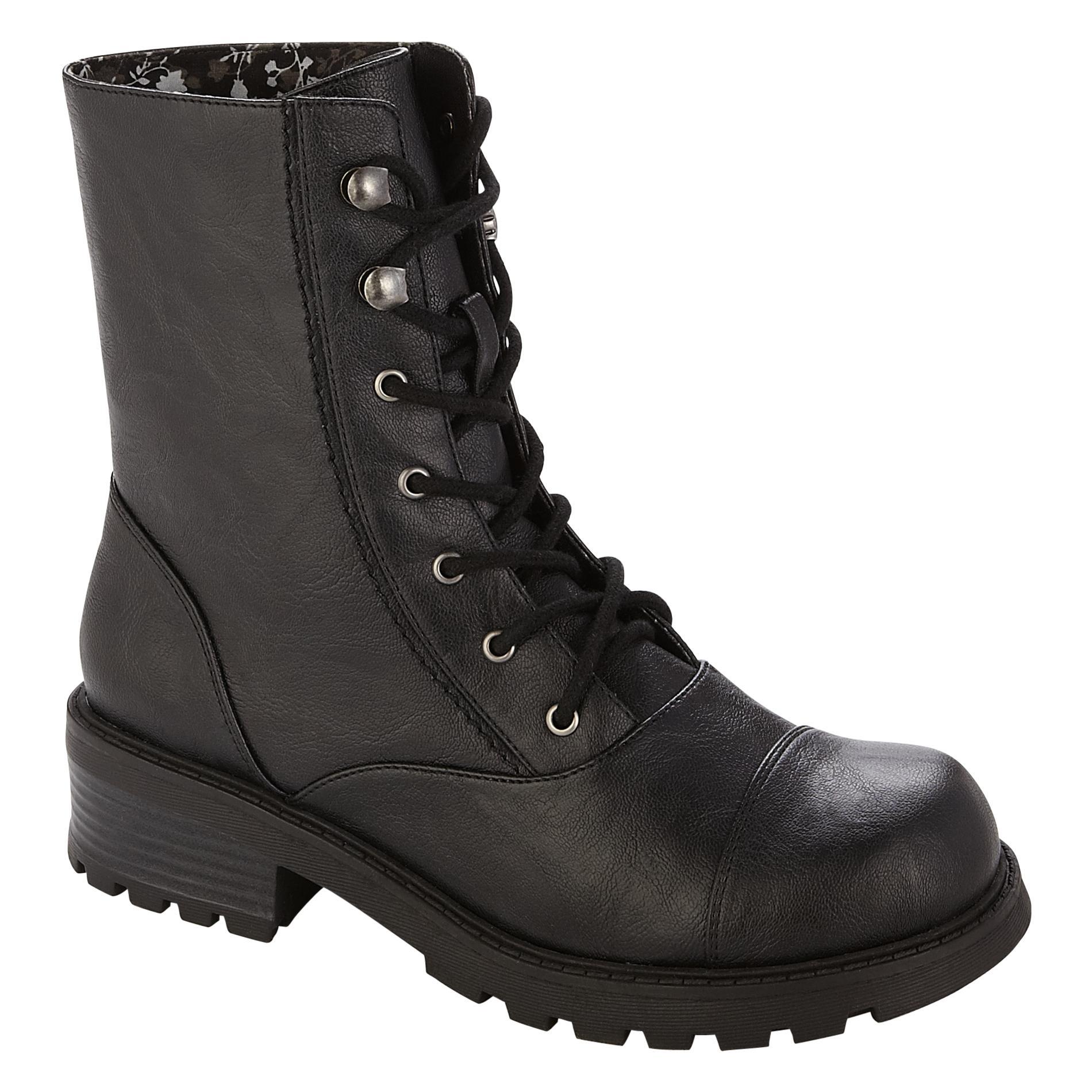 Bongo Women' Hondo Boot - Black Shoes Boots