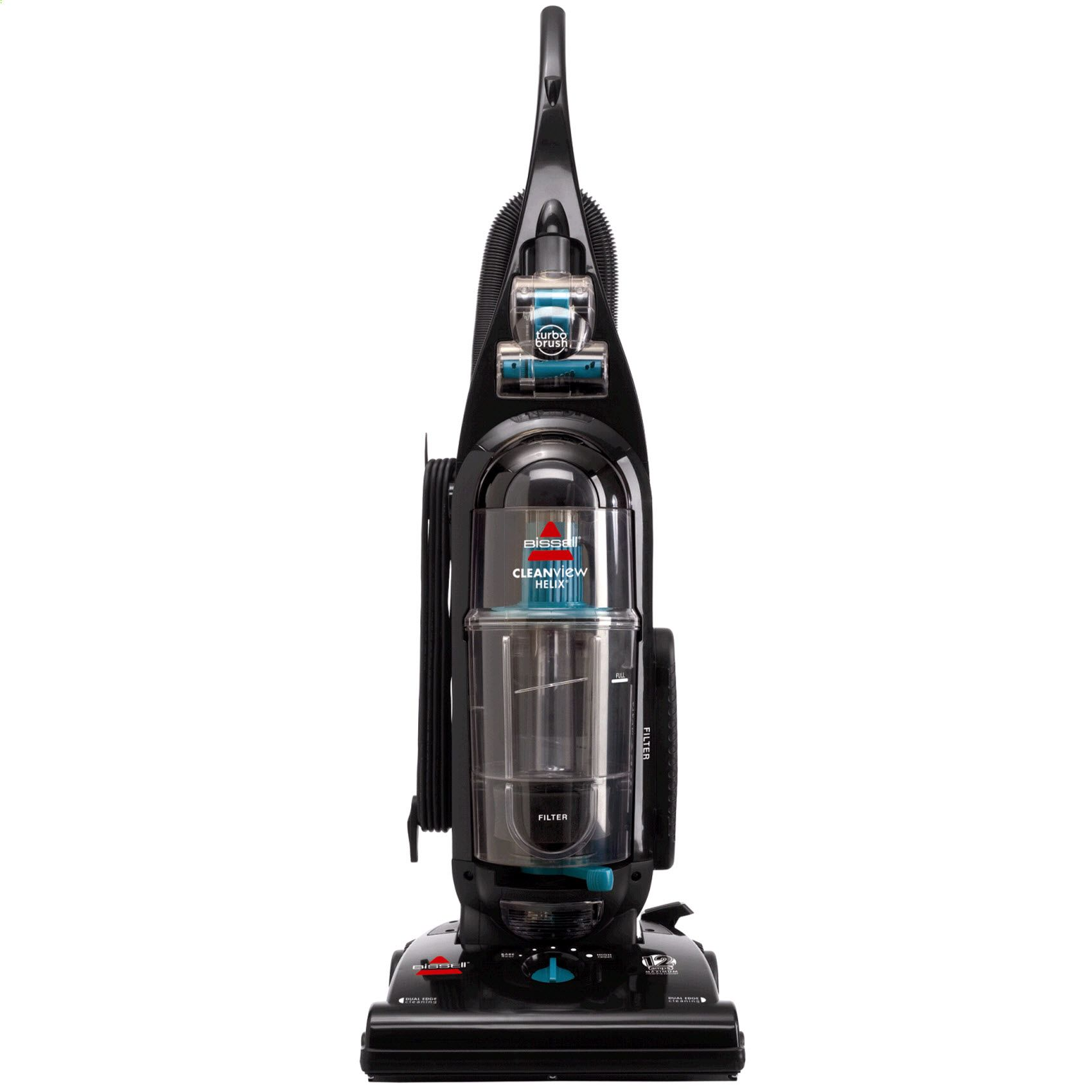 Bissell 82h1 Cleanview Helix Bagless Upright Vacuum