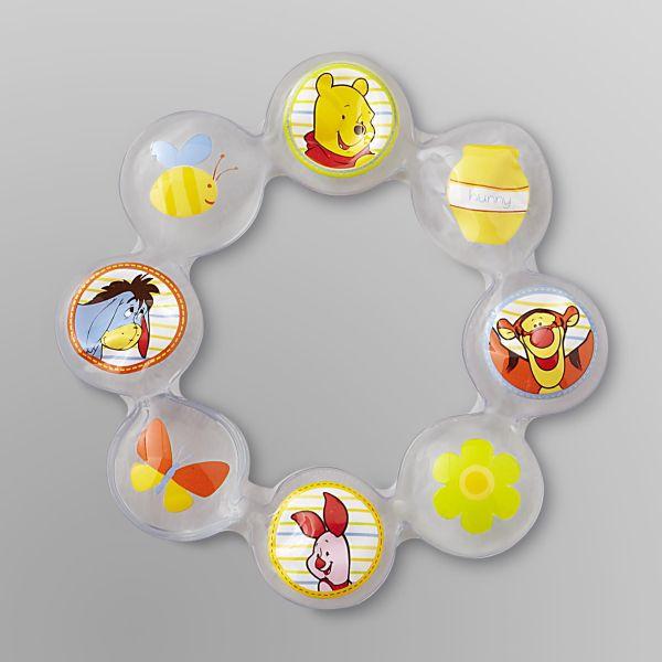 Disney Winnie Pooh Infant' Water Teether