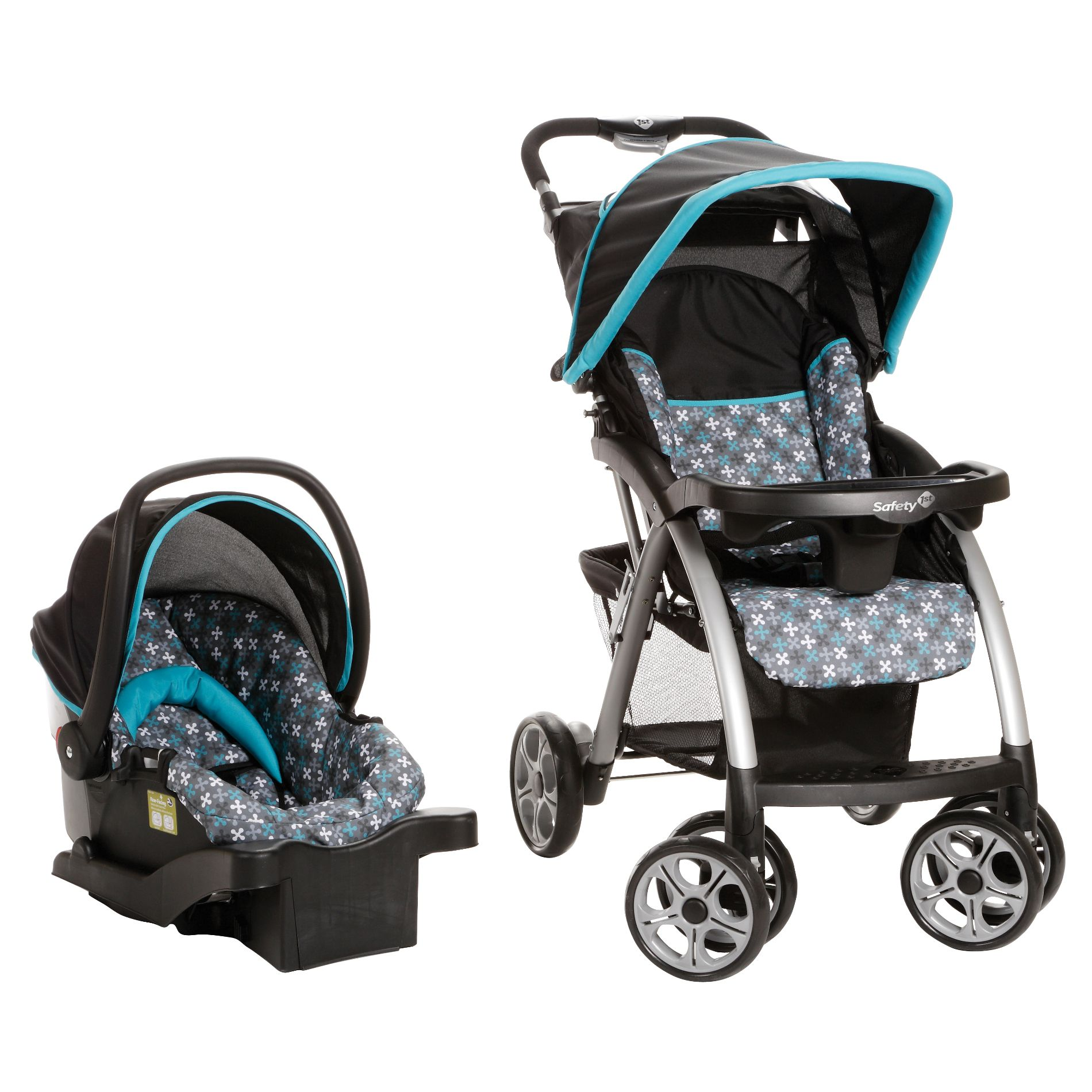 Safety 1st Saunter Stroller And Travel System Jumping Jacks