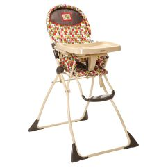 How To Fold Up A Cosco High Chair Orthopedic Seat For The Elderly Calypso Lightweight Folding