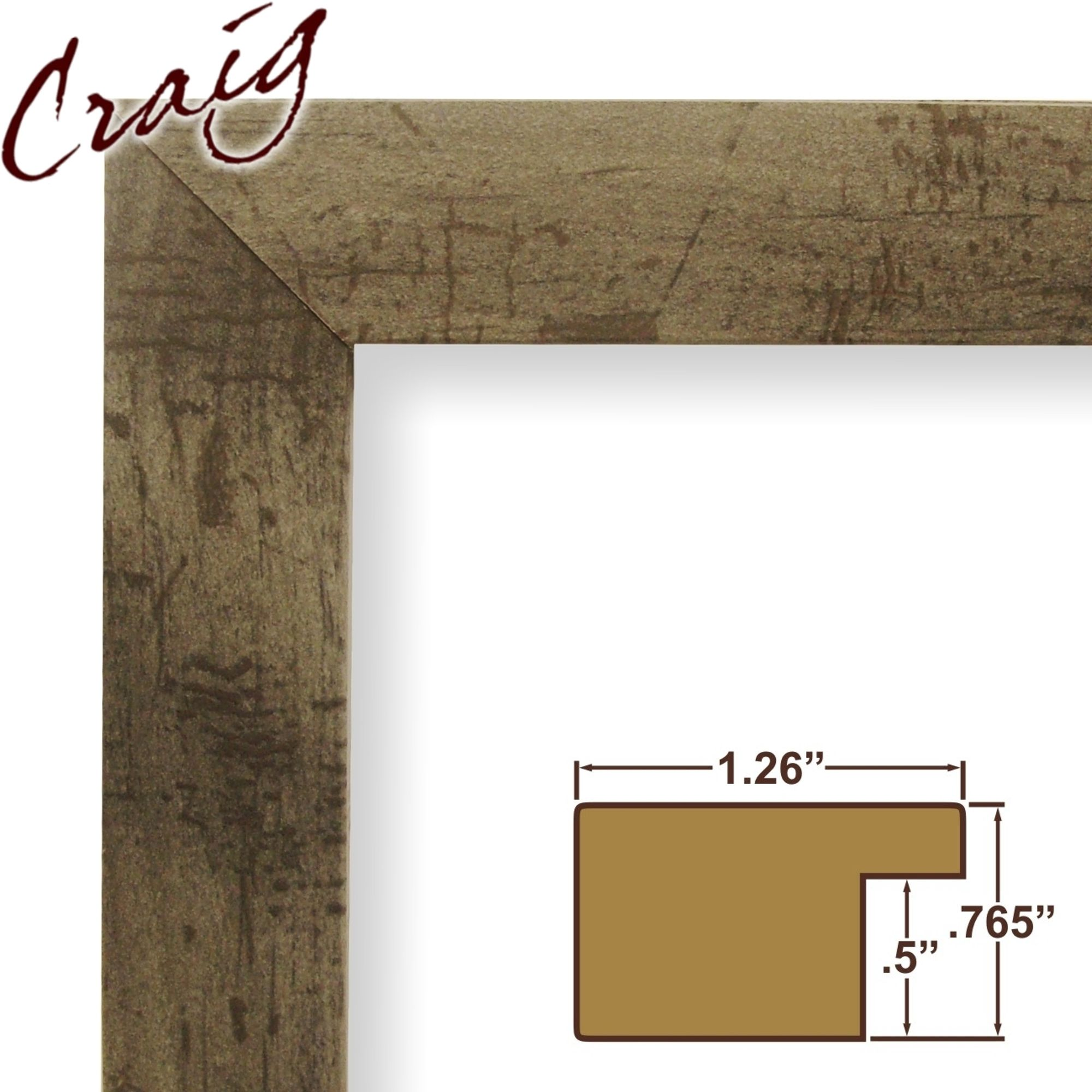 gray picture frames albums