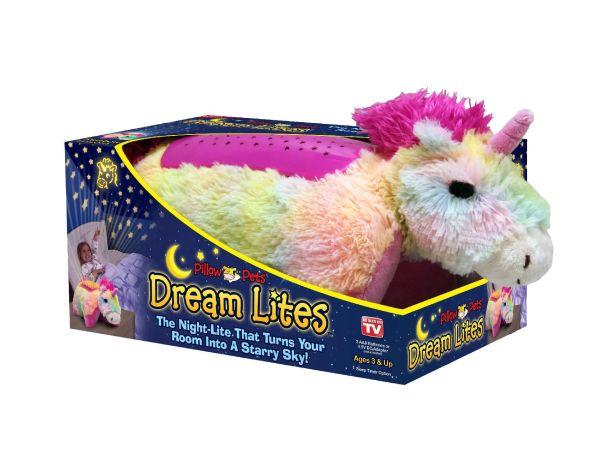 Discover Tv Pillow Pets Dream Lites Rainbow Unicorn - Ontel Products Corporation
