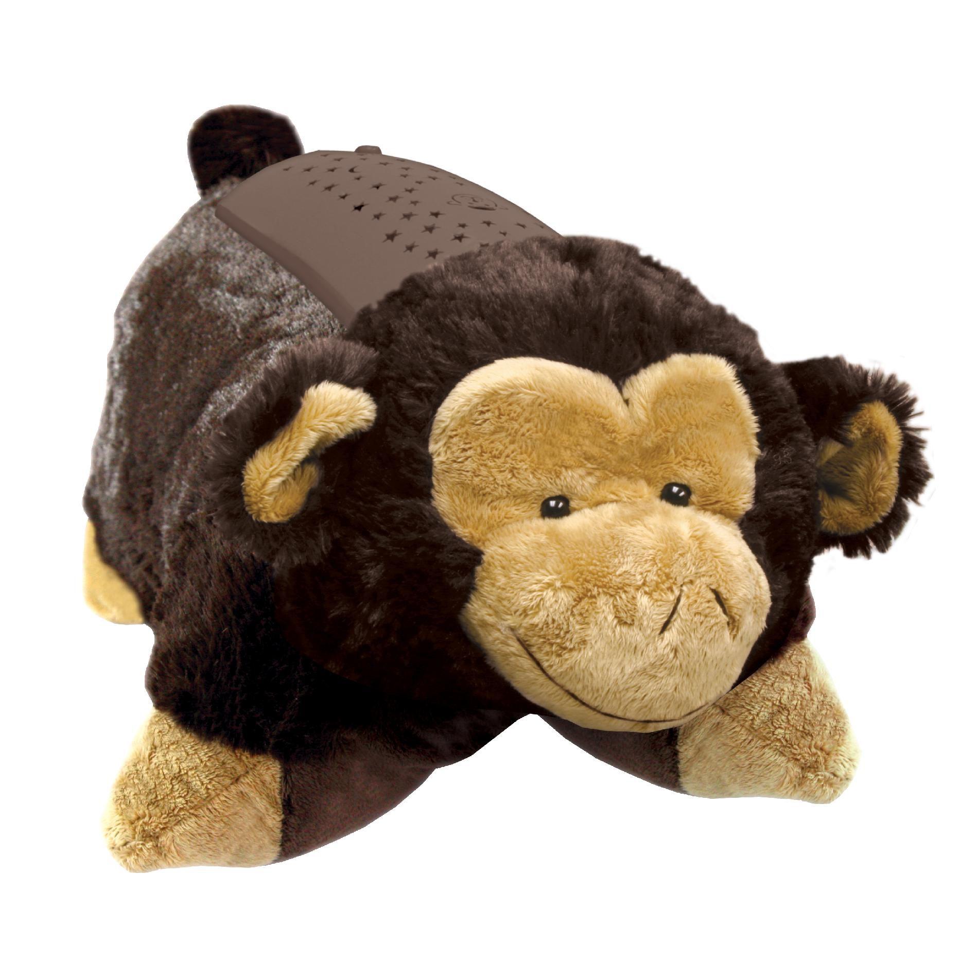 As Seen On TV  DLMONMC4  Pillow Pet Dream Lites Monkey  Sears Outlet