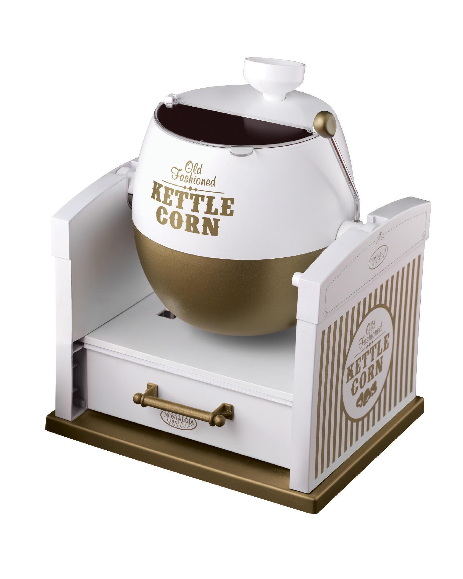 Nostalgia Electrics Kcp100 Kettle Corn Maker