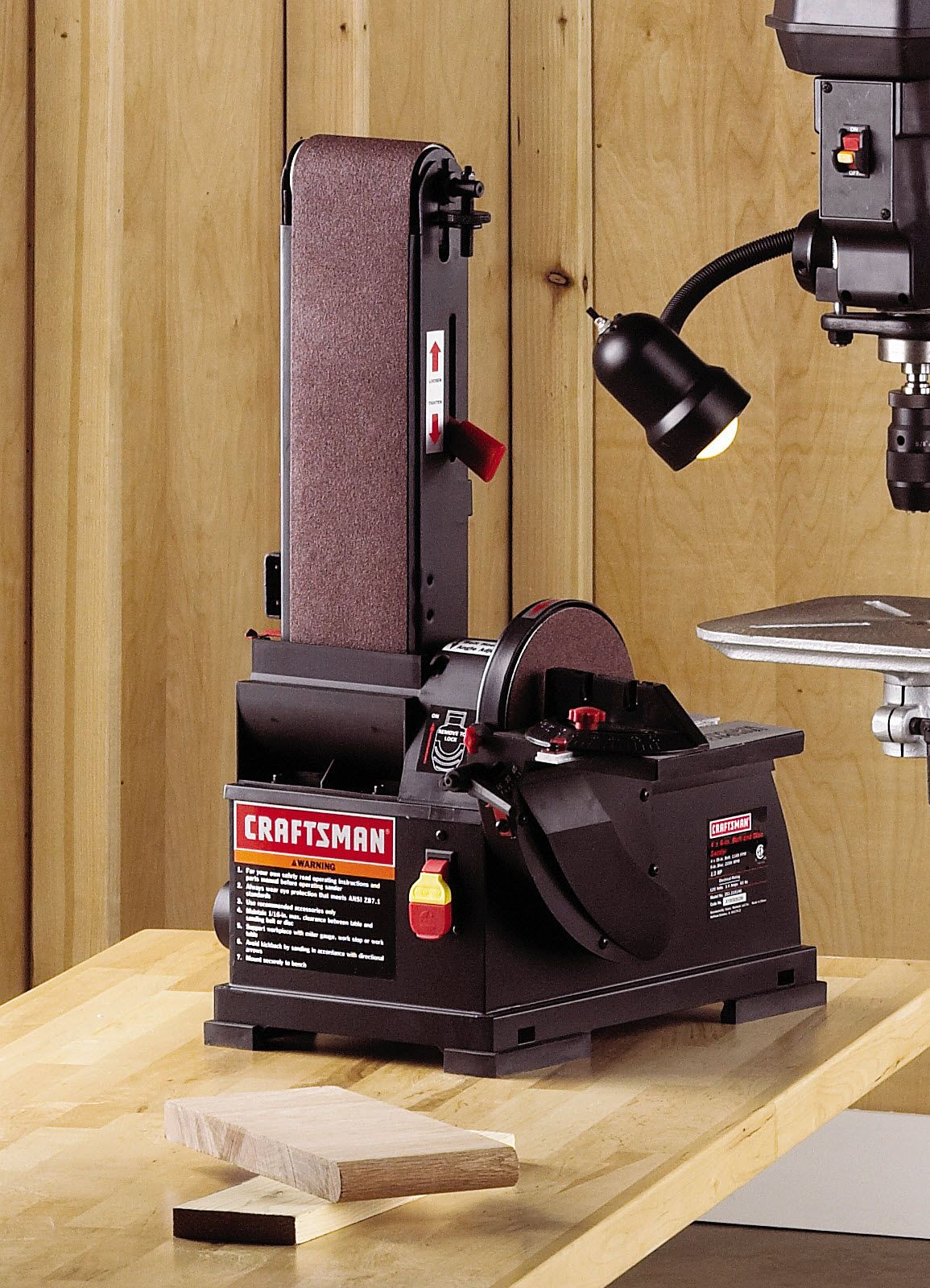 Craftsman Belt Disc Sander Parts