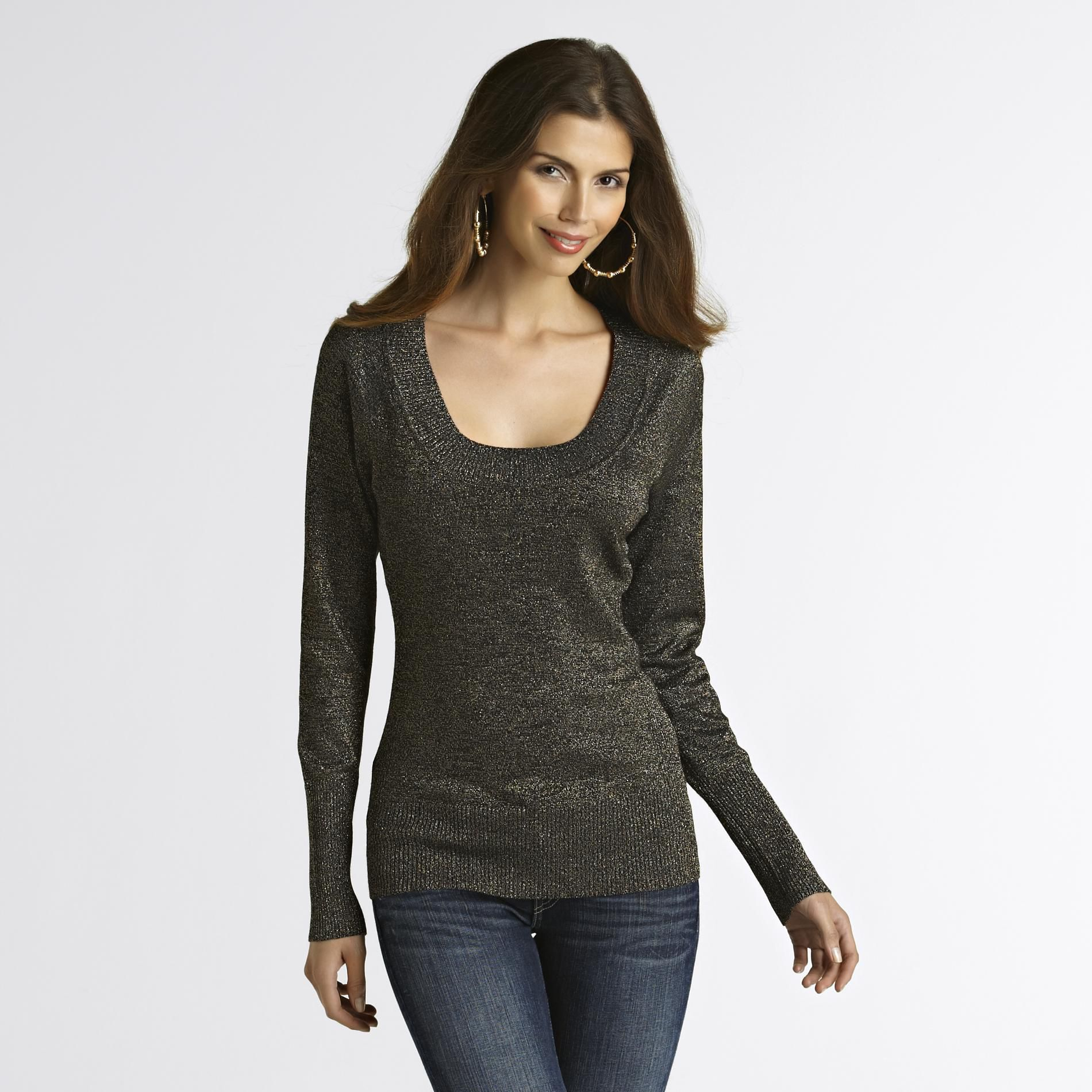 Sparkle Sweaters for Women