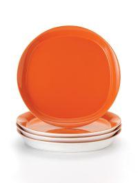 Rachael Ray Dinnerware Round and Square 4-Piece Stoneware ...