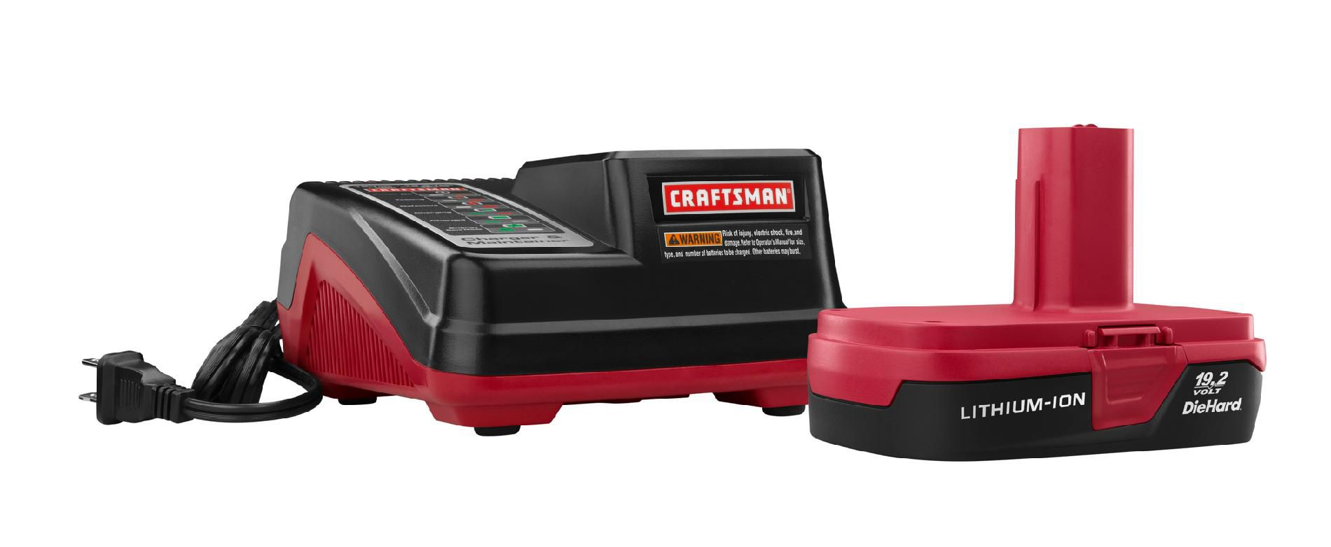 Craftsman 192 Lithium Battery