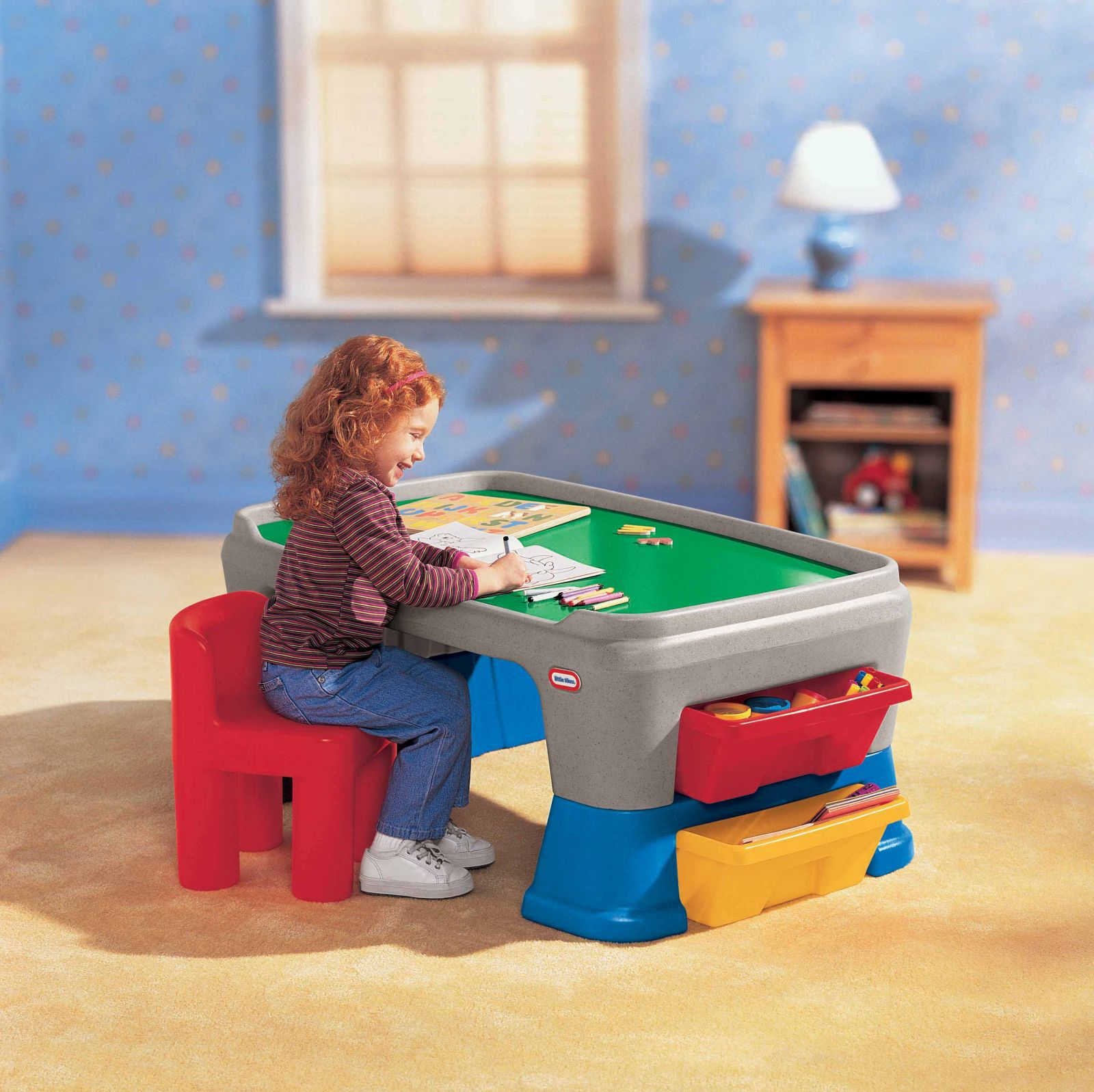 Little Tikes Easy Adjust Play Table