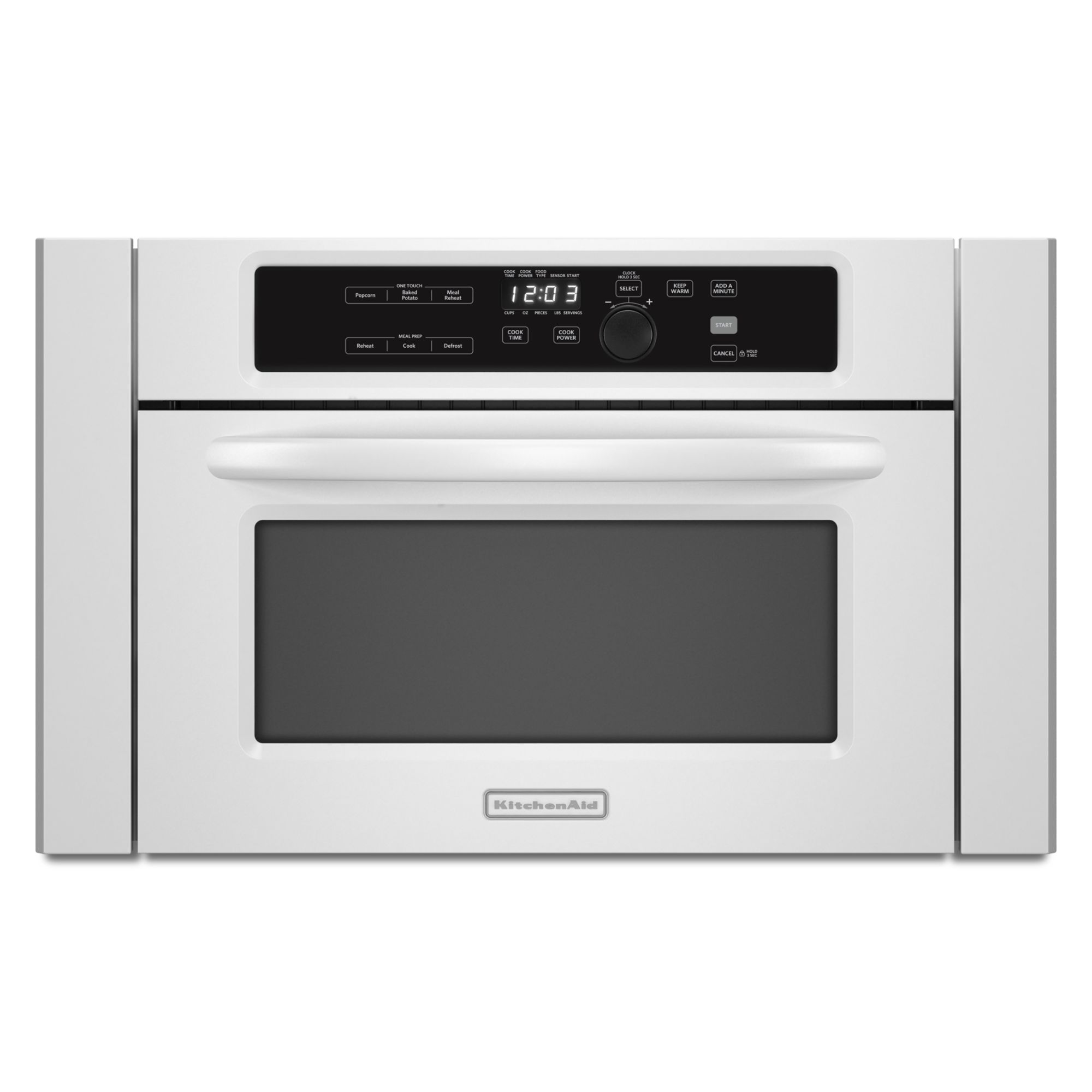 kitchen aid microwaves corner cabinet shelf kitchenaid kbms1454bwh 24 quot built in microwave oven