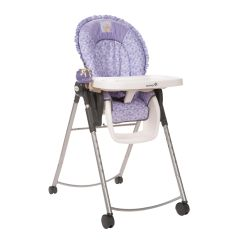 Purple High Chair Beach Chairs For Toddlers With Umbrella Disney Winnie The Pooh Garden Play Yard Baby