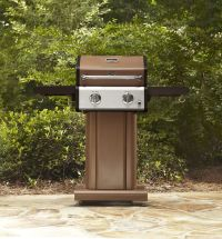 2 Burner Patio Grill: Get Cooking with Grill from Kmart