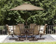 Garden Oasis Owens 7pc Dining Set - Patio