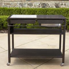 Outdoor Kitchen Cart Ice Maker La Z Boy Halley Shop Your Way