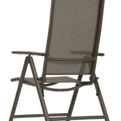 High Outdoor Folding Chairs Maple Kitchen La Z Boy Alex Back Sling Chair Limited Availability 3