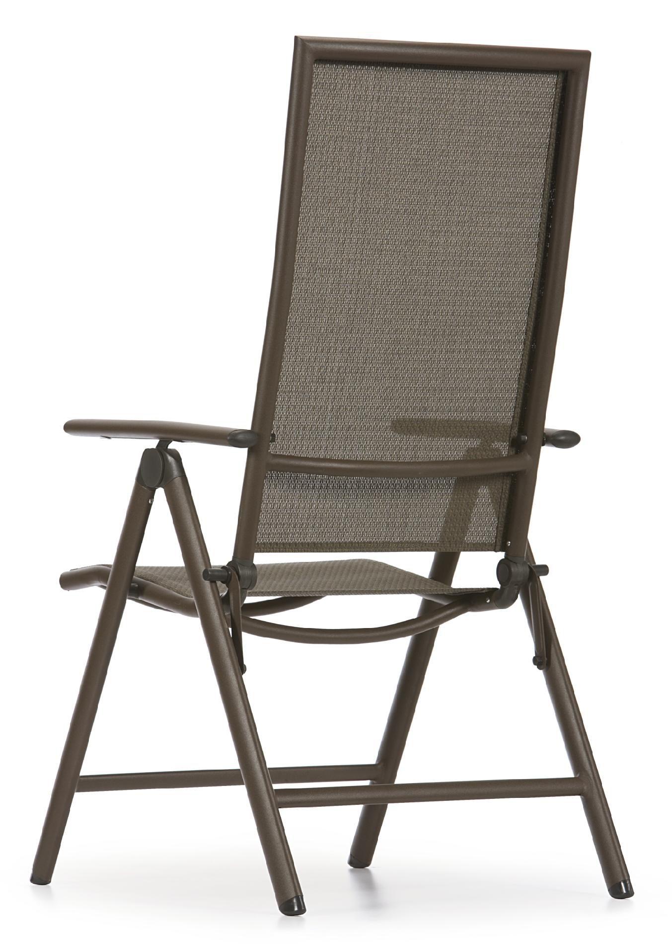 high folding chair modern leather desk la z boy outdoor alex back sling limited availability 3