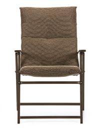 La-Z-Boy Alex Padded Folding Chair - Outdoor Living ...