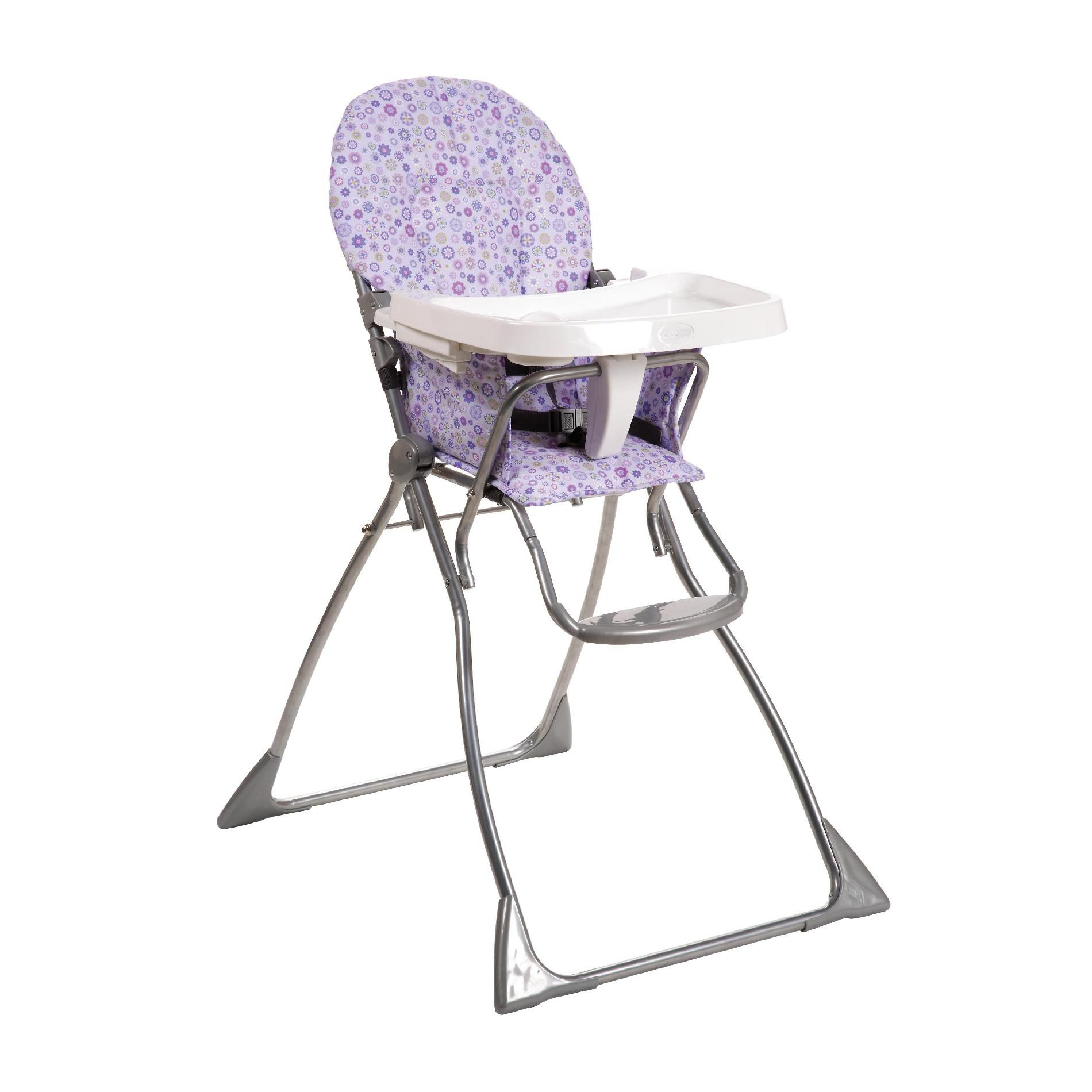 how to fold up a cosco high chair swing bamboo flat jasmine