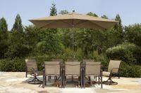 Garden Oasis Dewitt 7pc Expandable Dining Set - Outdoor ...