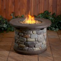 Gas Fire Table: Be Cozy Around The Fire All Year Long At Sears