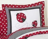 Sweet Jojo Designs Little Ladybug Collection 3pc Full ...