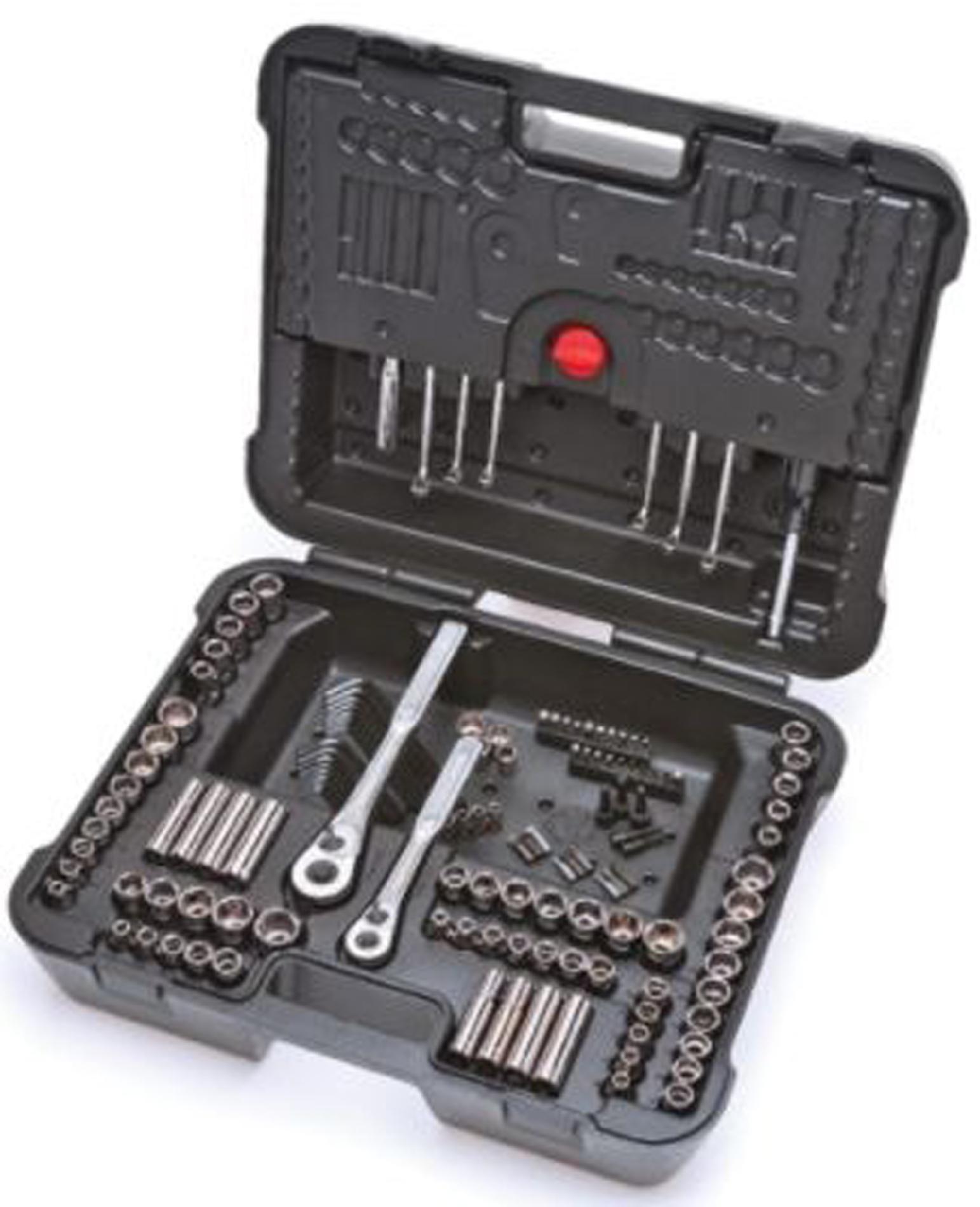 Craftsman 220 Pc Mechanics Tool Set With Case
