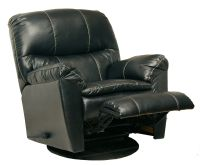 "Catnapper Cosmo "" Bonded"" Leather Swivel Glider Recliner ..."