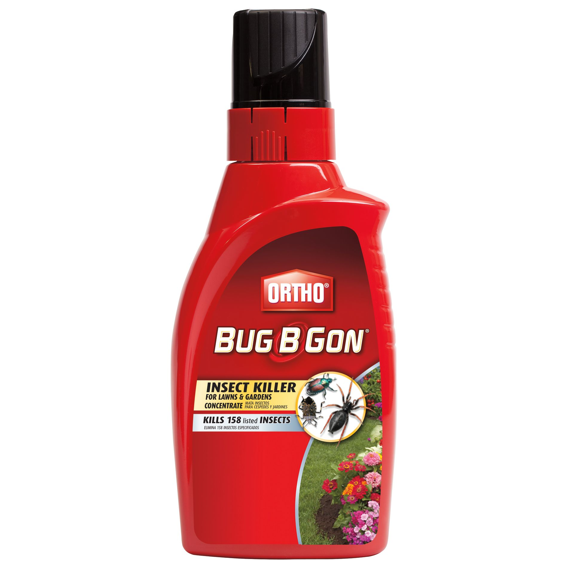 Ortho 32 Oz. Bug Gon Insect Killer Concentrate