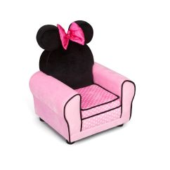 Minnie Mouse Recliner Chair Teddy Bear Delta Children Disney