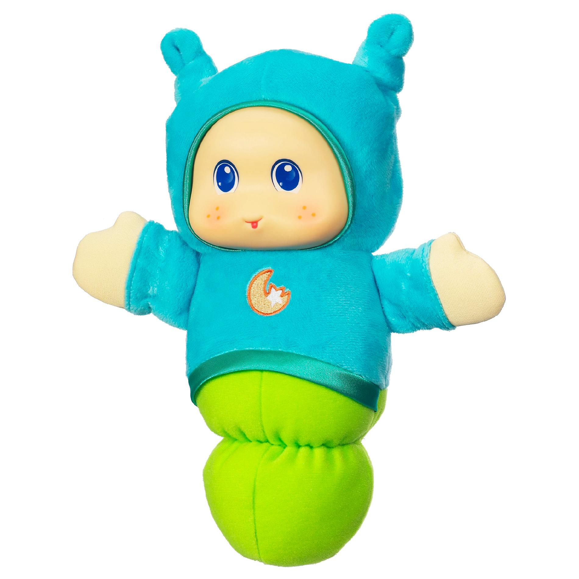 FisherPrice SOOTHE  GLOW SEAHORSE BLUE  Toys  Games