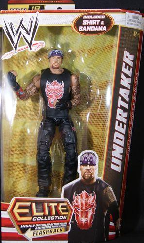 WWE Undertaker American Badass  WWE Elite 18 Toy
