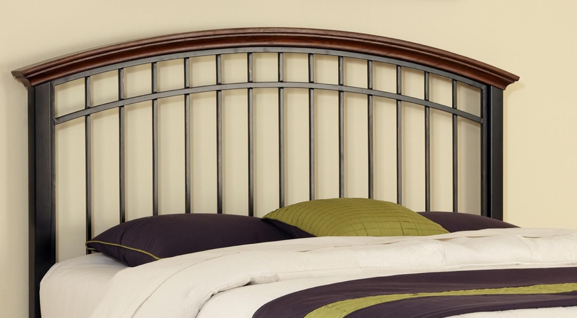 Home Styles Modern Craftsman Queen/Full Headboard