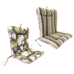 Jordan Manufacturing Outdoor Patio Wrought Iron Chair Cushion Retro Chairs For Sale Co Inc Vivienne Brandy Stripe