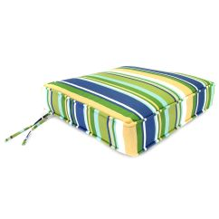 Boxed Chair Cushions Target Green Jordan Manufacturing Co Inc Mccoury Pool Deep Seating
