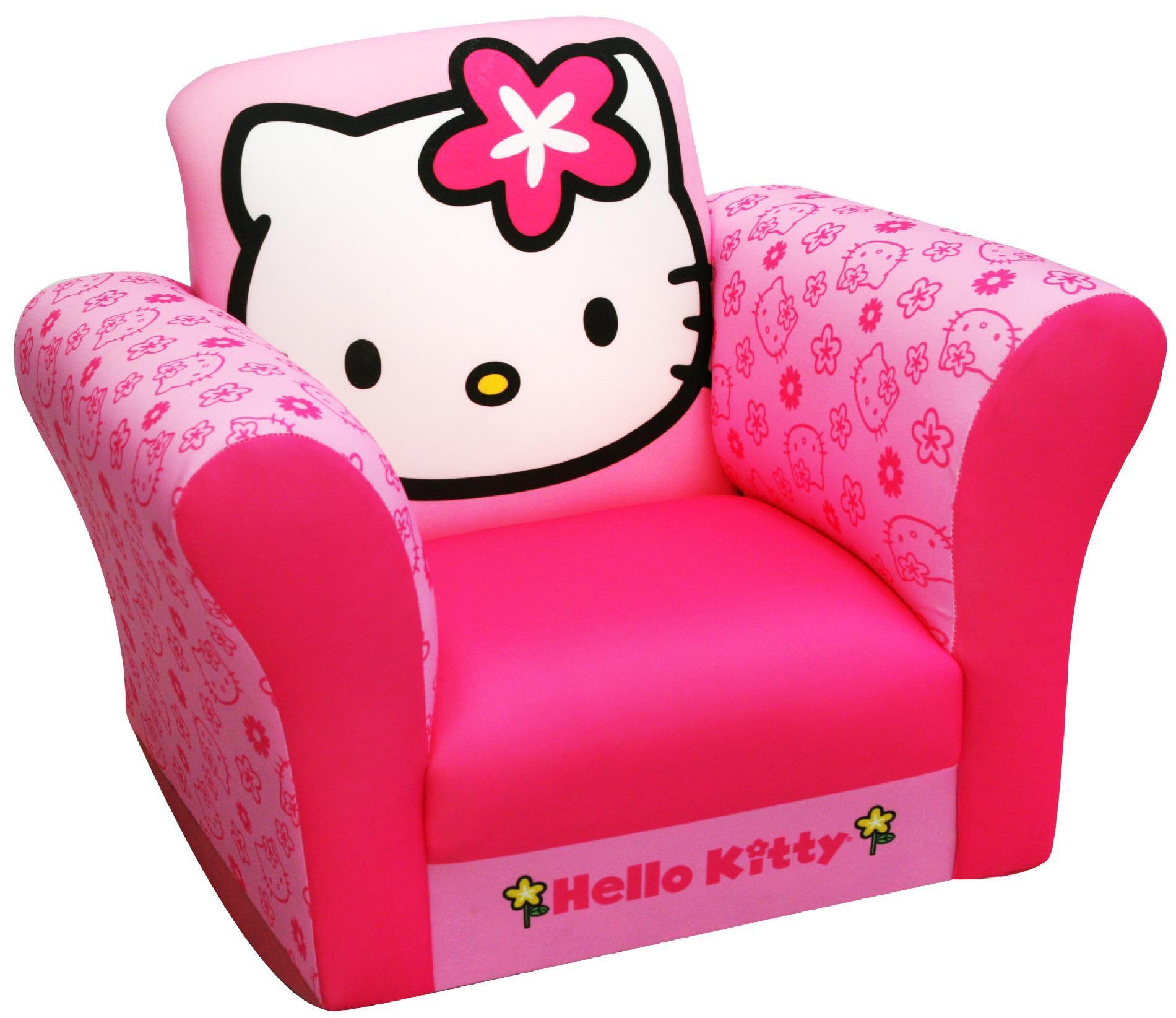 Hello Kitty Hello Kitty Chair Baby Toddler Furniture