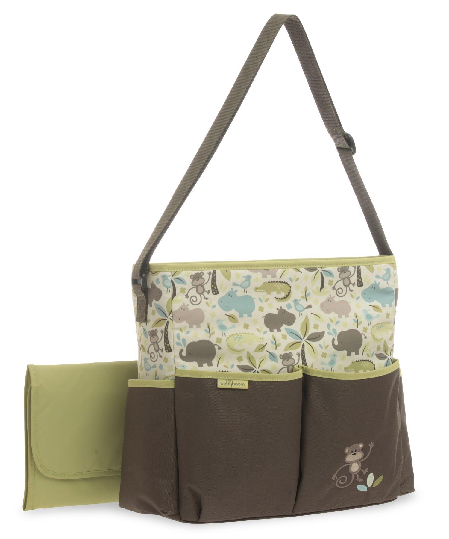 Baby Boom Super Safari Diaper Bag