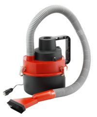 Fine Auto Portable Red Wet/dry Auto 12volt Vacuum Cleaner ...