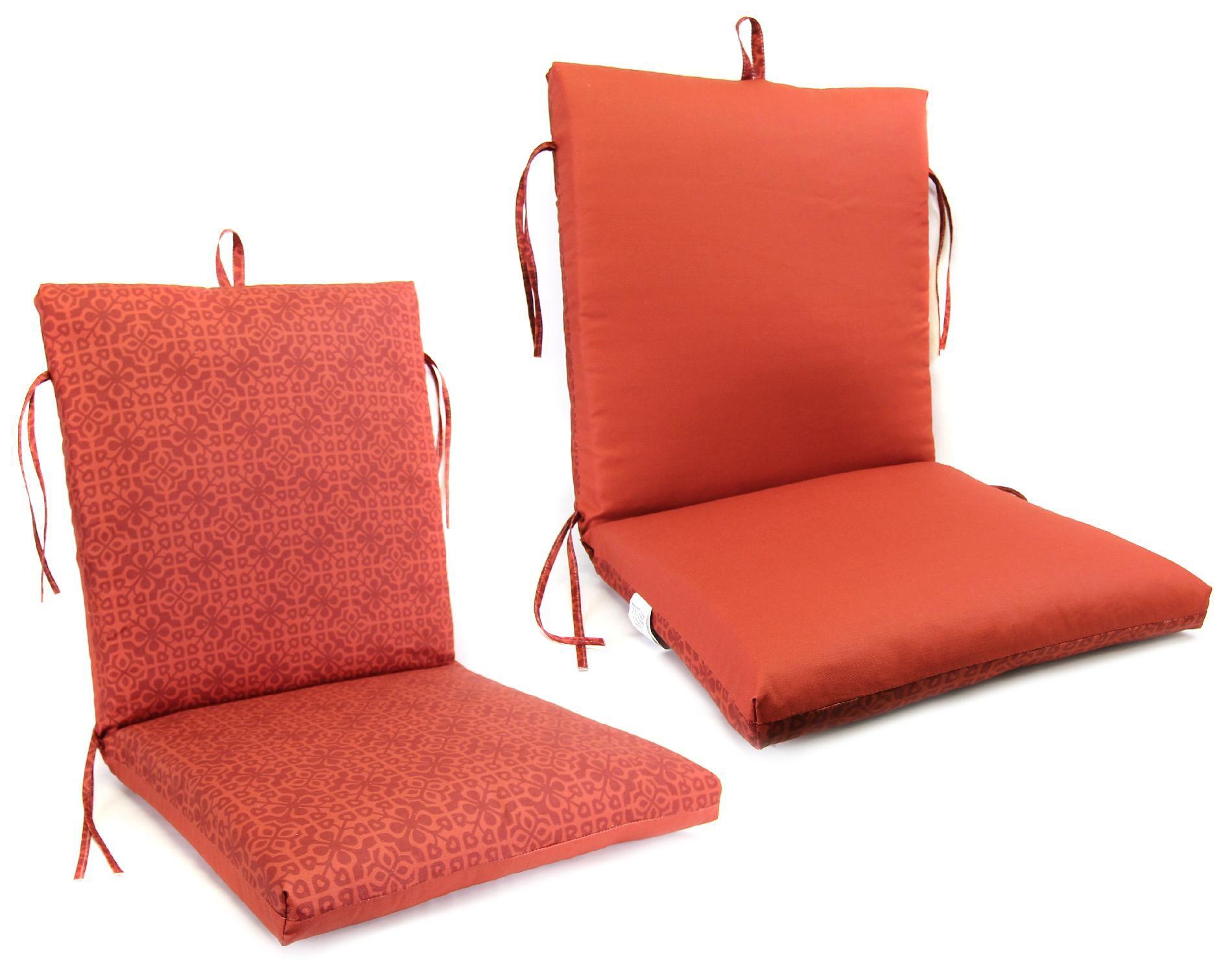 Essential Garden Sistine Clean Look Chair Cushion