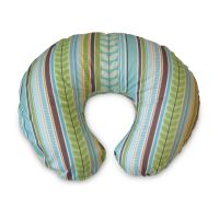 Boppy Bare Naked Nursing Pillow  Park Hill Striped