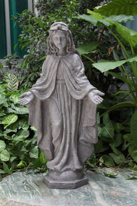 39in Virgin Mary Statue