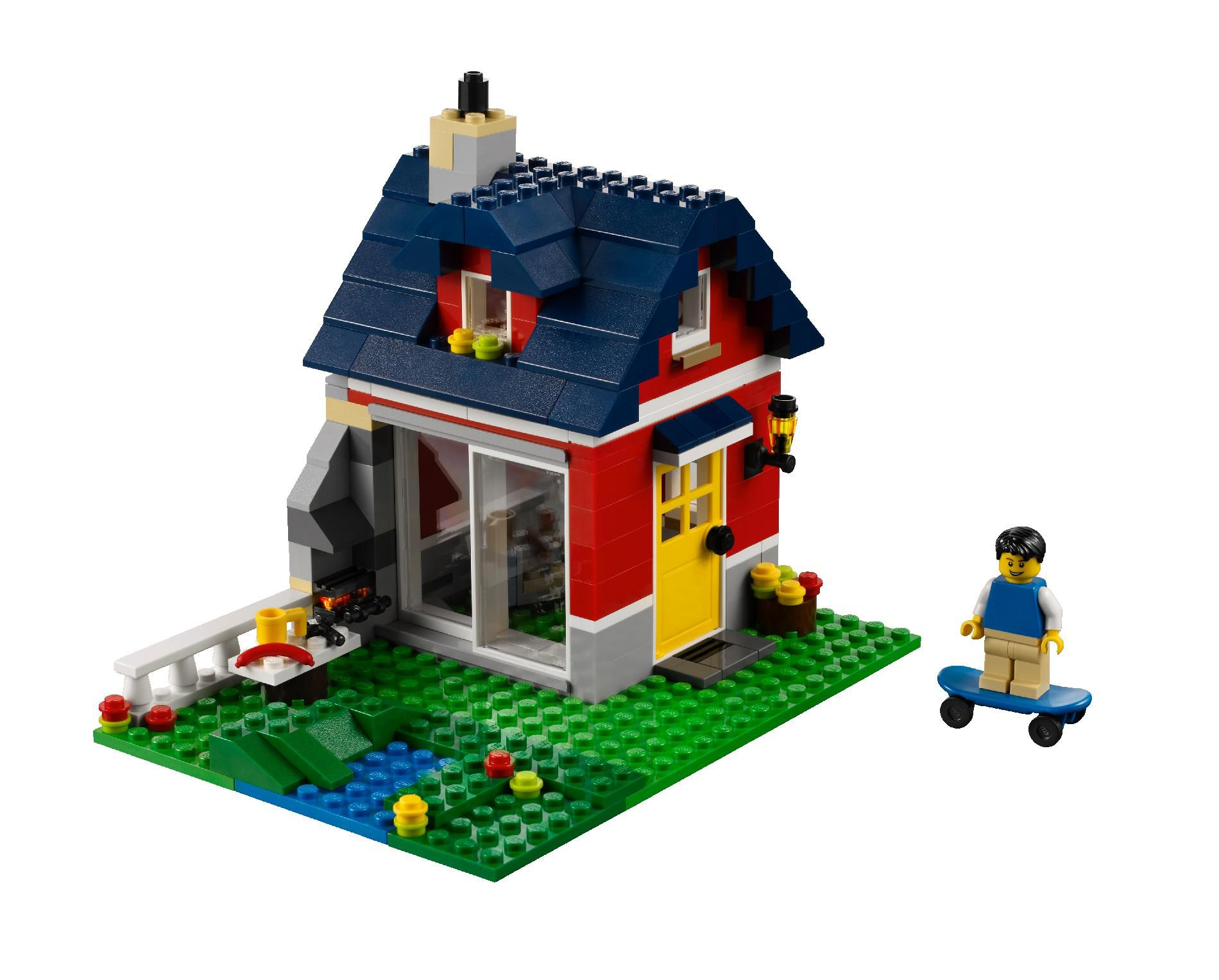 Lego Creator Small Cottage 31009 Toys Games Blocks